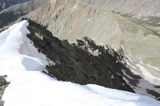 Kelso Ridge to Torrey's Peak