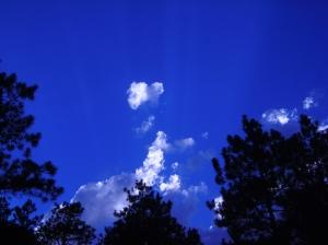 Thompson Canyon Sky